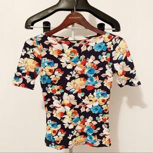 Ralph Lauren Floral Top - XS